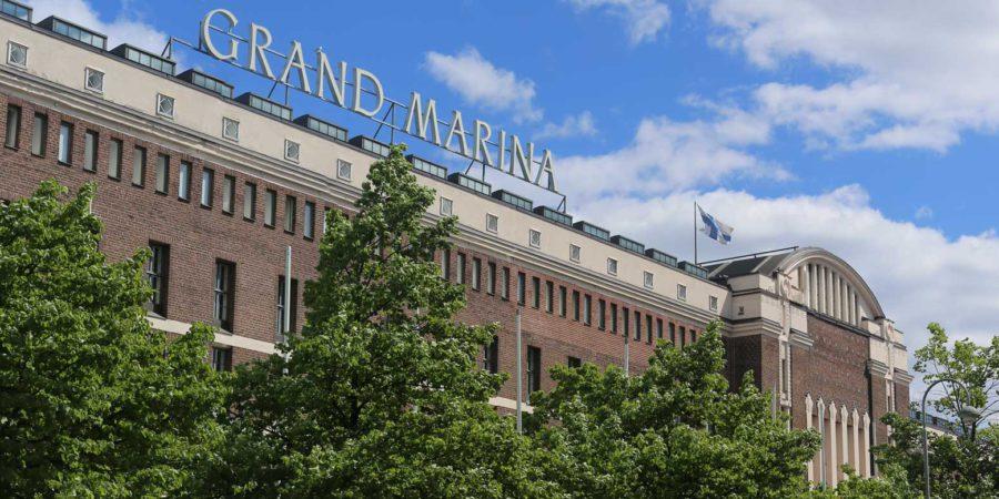 Grand Marina, LVI-huoltotyöt